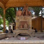 Avanos handicrafts, statue