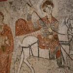 cappadocie.kerk paard dec