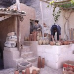 loading of the woodkiln